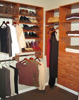 Closet Logic   Custom Closet Organizers Serving Central MN
