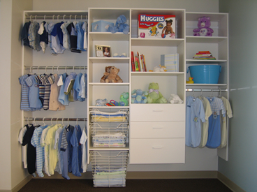 Closet logic products baby kids